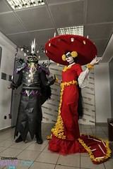 """Official Comicdom Con Athens 2015 Cosplay Prejudging Photos: Phantomhive Hatter's """"Book of Life"""" group cosplay (SpirosK photography) Tags: portrait costume official cosplay group costumeplay bookoflife prejudging cosplaycontest phantomhivehatter comicdomconathens2015"""