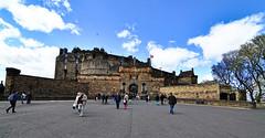 Edinburgh castle (Anoop, Kumar) Tags: city landscape scotland cityscape unitedkingdom d7000 anoopkumar