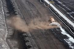 open-cast mining coal  tr_08757_result (Thomas Rossi Rassloff) Tags: deutschland energy energie mining coal brandenburg strom tagebau elektrizität braunkohle riese diese vattenfall germane welzow welzow–süd