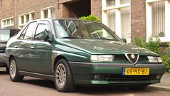 1997 Alfa Romeo 155 2.0 Twin Spark 16V (rvandermaar) Tags: 1997 alfa romeo 155 20 twin spark 16v alfa155 alfaromeo155 alfaromeo sidecode5 rshx87 rvdm