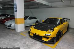 Mazda RX-7 FD (fuelgarden) Tags: malaysia kualalumpur mazda rotary jdm slammed stance carphotography carculture fitment automotivephotography hellaflush retrohavoc