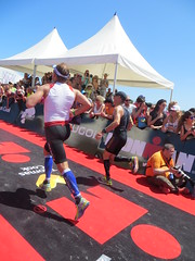 Richard Miller from Hampstead Triathlon Club takes on the Mallorca Half Ironman and destroys it!