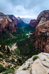 Zion Canyon (wrgenec) Tags: park travel camping sky sun sunshine outdoors utah desert hiking national zion
