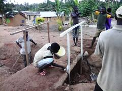 Waqare amal at Tabita before Commissioning of mosque (27) (Ahmadiyya Muslim Youth Ghana) Tags: new amal eastern region mosques youths ahmadi commissioned mka majlis ahmadiyya mkaer khuddamul waqare