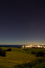 Gerringong, NSW (PhilliB123) Tags: beach night canon photography lights coast town view south tokina nsw coastline t3i gerringong 600d 1116mm