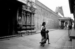 Kanchipuram - Tamil Nadu - Inde 1989 (thierrymasson94) Tags: india tamilnadu inde kanchipuram kanchipuramtamilnaduinde1989