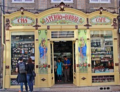 Tea and Coffee! (Jorge Cardim) Tags: portugal coffee caf tea porto grocery ch mercearia