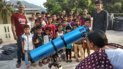 Mercury Transit 2016 at Santosh Takale 8