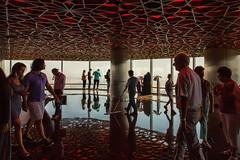 Burj Khalifa (Alfonsina Monachino-Stevenson) Tags: travel dubai uae unitedarabemirates sights atthetop 2015 burjkhalifa