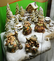 Marzipan Winter Scene [Szentendre - 6 December 2015] (Doc. Ing.) Tags: winter snow hungary marzipan hu szentendre 2015 marzipanmuseum centralhungary