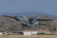 C-27J Spartan (Col Turner) Tags: plane airplane airport force aircraft air australian royal off aeroplane take canberra raaf spartan alenia c27 c27j yscb