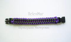 IMG_2378 (Elena Murzina) Tags: hand made bracelet survival   paracord         helenmur
