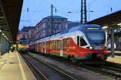 2015-04-17, MV, Budapest Keleti Pu. (Fototak) Tags: train hungary flirt budapest eisenbahn railway treno mv stadler 431133 5341013