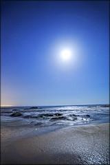 Malibu 2 (Dave Kehs) Tags: longexposure blue beach water dave night canon waves malibu fullmoon 5d hdr kehs 1635 bingham