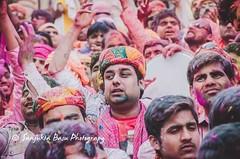 Barsana Nandgaon Lathmar Holi Low res (21 of 136) (Sanjukta Basu) Tags: holi festivalofcolour india lathmarholi barsana nandgaon radhakrishna colours