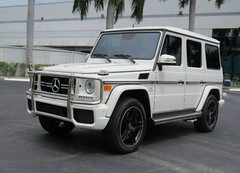 Mercedes-Benz - G55 AMG - 2013  (saudi-top-cars) Tags: