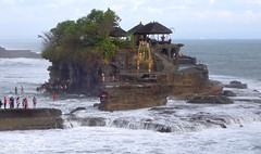 Bali-Tnah Lot Temple