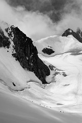 BND16.015 (andreagamba) Tags: alpi italia francia europa nature natura glacier ghiacciaio mountains montagna montblanc montebianco