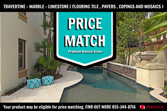 PAVER PRICE MATCHING