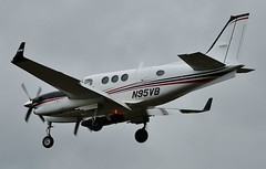N95VB (stage1uk) Tags: northolteos5dmkiii27072016 n95vb beechcraft kingair90