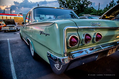 cab-24 (DiPics) Tags: car culture chuck burger cruise joint return vintage chrome americana wheels summer st louis overland chapels rock road roll metal neon