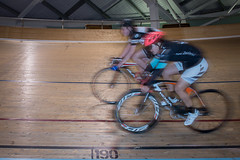 FrodayNightRacing1509-6095 (Edster951) Tags: velodrome trackcycling keiran sprint elimination scratch strobe nikon rearcurtain cls