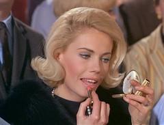 Lethal lipstick (Vicki12692) Tags: lynpeters getsmart