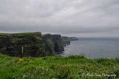DSC_0078 (mirkoforza) Tags: ireland nikon d5100 35mm 18108 cliff nature galway wild panorama amazing sky sea green
