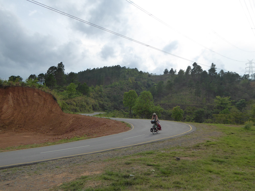 Cycling in Manipur