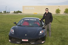 One Lap of America Ferrari F430