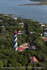 St. Augustine Lighthouse (Michael Pancier Photography) Tags: lighthouse landscape us lighthouses unitedstates florida helicopter oldtown staugustine aerialphotography touristattractions historicalmonument 1874 travelphotography saintaugustine commercialphotography anastasiaisland naturephotographer staugustinelighthouse editorialphotography stjohnscounty floridalighthouses staugustinelight michaelpancier michaelpancierphotography saltrun landscapephotographer saintaugustinelighthouse staugustinelighthouseandmuseum fineartphotographer michaelapancier wwwmichaelpancierphotographycom floridatouristattractions historicsaintaugustine downtownsaintaugustine oldtownhelicopters