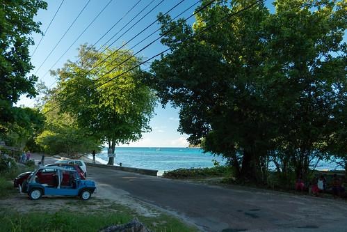 Anse Boudin, Praslin, Seychelles