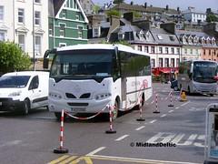 Barrys 06-D-43786, Cobh, 19-05-2015 (MidlandDeltic) Tags: bus mercedesbenz cobh barrys o814 eurocoachbuildersbunbeg