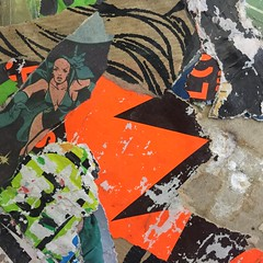 Mc Skull by Perishable Rush detail 06 (perishable rush) Tags: street girls urban streetart ski eye art girl up amsterdam collage mouth paper print poster mixed eyes media comic pin contemporary exhibition masks rush skimask posters papercollage screenprints perishable perishablerush