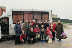 52. The refugees from Debaltsevo and Horlovka. April 18, 2015 / Беженцы из Дебальцево, Горловки. 18 апреля 2015 г.