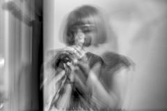 Footsteps of Kick_ (drugodragodiego) Tags: portrait blackandwhite bw music pentax kick live duo performance indiepop singer electro electronic chiara ritratto biancoenero k3 instrumentalhiphop pentaxda50135mm smcpentaxda50135mmf28edifsdm pentaxiani pentaxk3