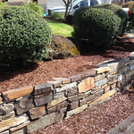 """Simplistic Retaining Wall by Greenhaven Landscapes <a style=""""margin-left:10px; font-size:0.8em;"""" href=""""http://www.flickr.com/photos/117326093@N05/18346835012/"""" target=""""_blank"""">@flickr</a>"""
