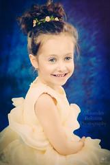 (MissSmile) Tags: portrait cute girl beauty smile childhood studio happy kid pretty child dress sweet joy adorable happiness giggles misssmile
