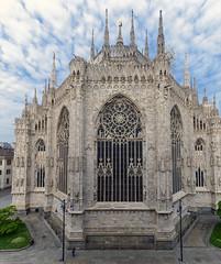 Il Duomo (Fil.ippo (AWAY)) Tags: sky milan church clouds cathedral milano gothic duomo filippo gotico sigma1020 d7000 filippobianchi