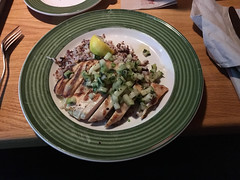Ceder Grilled Lemon Chicken ,Applebees (thewinchester) Tags: food usa wisconsin us applebees unitedstates greenbay 2016