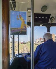 Er op uit met de RTM (Tim Boric) Tags: tram driver interurban streetcar tramway strassenbahn rtm motorman trambestuurder berlandbahn m1602 eilandentram