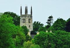 St. Peter's Church, Yaxley (grassrootsgroundswell) Tags: church churchtower cambridgeshire yaxley englishparishchurch