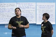 Cosecha Training (normalphotos) Tags: boston training cosecha immigrants activism humanrights eastboston