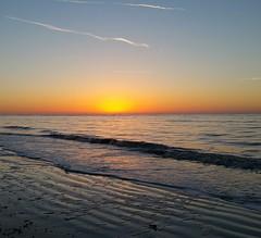 St Simon Island  - Beautiful Sunrises (Photos by Davida) Tags: beach sunrise ga brunswick stsimonisland