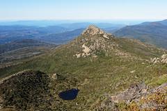 20160424-25-Mt Snowy from Hartz Peak (Roger T Wong) Tags: trek outdoors nationalpark walk australia hike scree tasmania bushwalk tramp 2016 dolerite hartzpeak hartzmountainsnationalpark sony1635 mtsnowy rogertwong sel1635z sonya7ii sonyilce7m2 sonyalpha7ii sonyfe1635mmf4zaosscarlzeissvariotessart