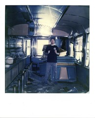 (Matt Allouf) Tags: new color abandoned film project polaroid jersey instant 680 impossible