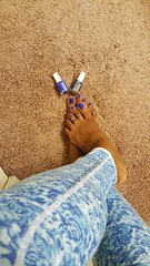 Essie - Butler Please and accent of Stroke of Brilliance (NailPolishDude23) Tags: blue man sexy male guy art feet girl beautiful beauty fashion glitter nice toes pretty bare nail polish rings pedicure sole toering footfetish pes leggings nailart essie toerings pedi sexytoes bluetoes notd prettyfeet essir guytoes bblogger teamprettyfeet nails2inspire nailblogger