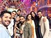 So You Think You Can Dance 2016: Lisa Haydon does a POLE DANCE on Abhishek Bachchan as Akshay Kumar and co make joyful on the show! (bollywoodmingle) Tags: soyouthinkyoucandance akshaykumar jacquelinefernandez riteishdeshmukh lisahaydon sajidfarhad housefull3