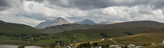 The Red Cuillin (pstani) Tags: uk panorama skye landscape scotland cuillins hebrides carbost stitchedpanorama redcuillins