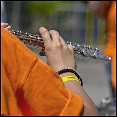Filarmonica Aurora di Quincinetto (wilphid) Tags: musique dfil hautesavoie musiciens harmonie cuivres faucigny marnaz